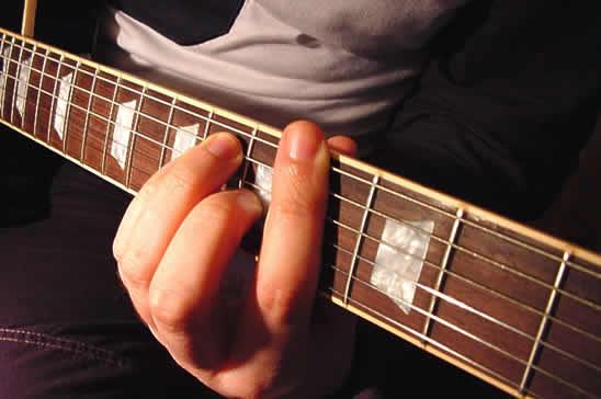 Аккорды на гитаре