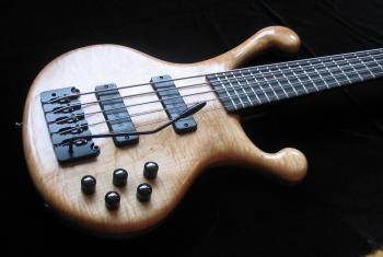 Конструкция бас гитары