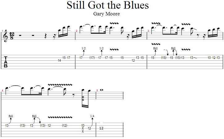 steel got the blues