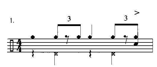 Как играть свинг на ударных