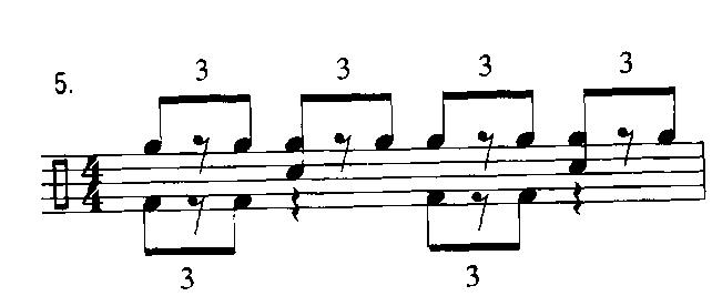 Ударные в стиле фанк и ритм энд блюз