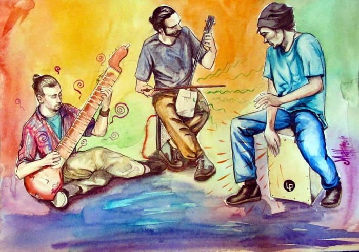 Музыкально-образовательный проект