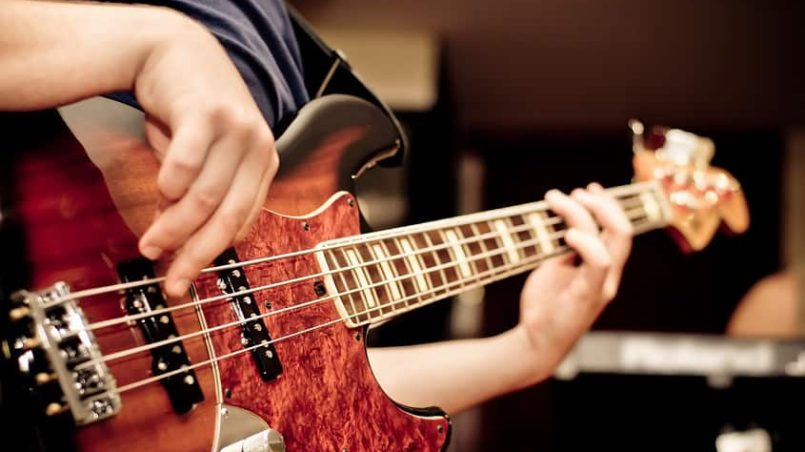 Ноты для бас-гитары