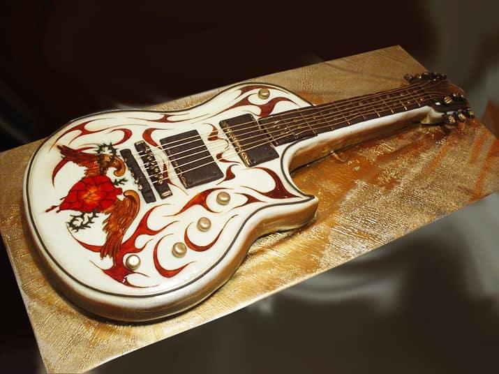 Подарки для гитариста на день рождения 666