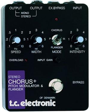Обзор примочек Chorus