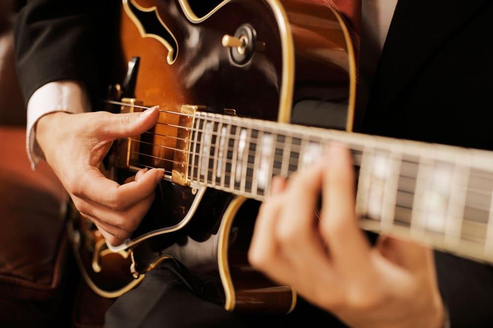 гитара фон
