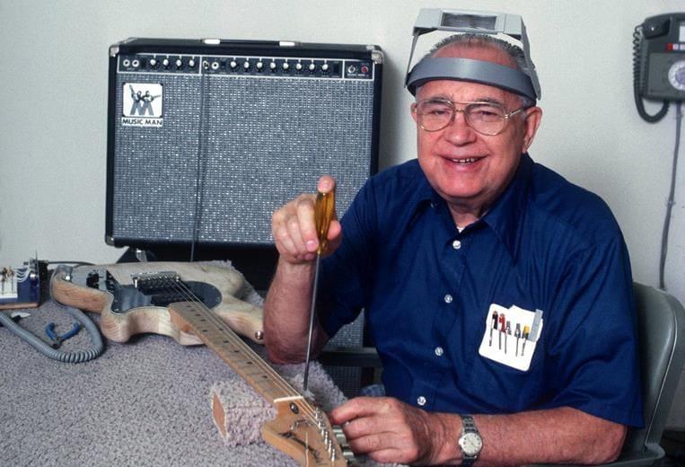 История компании Fender, биография, фото