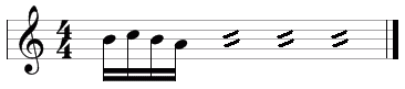Знаки сокращения нотной записи