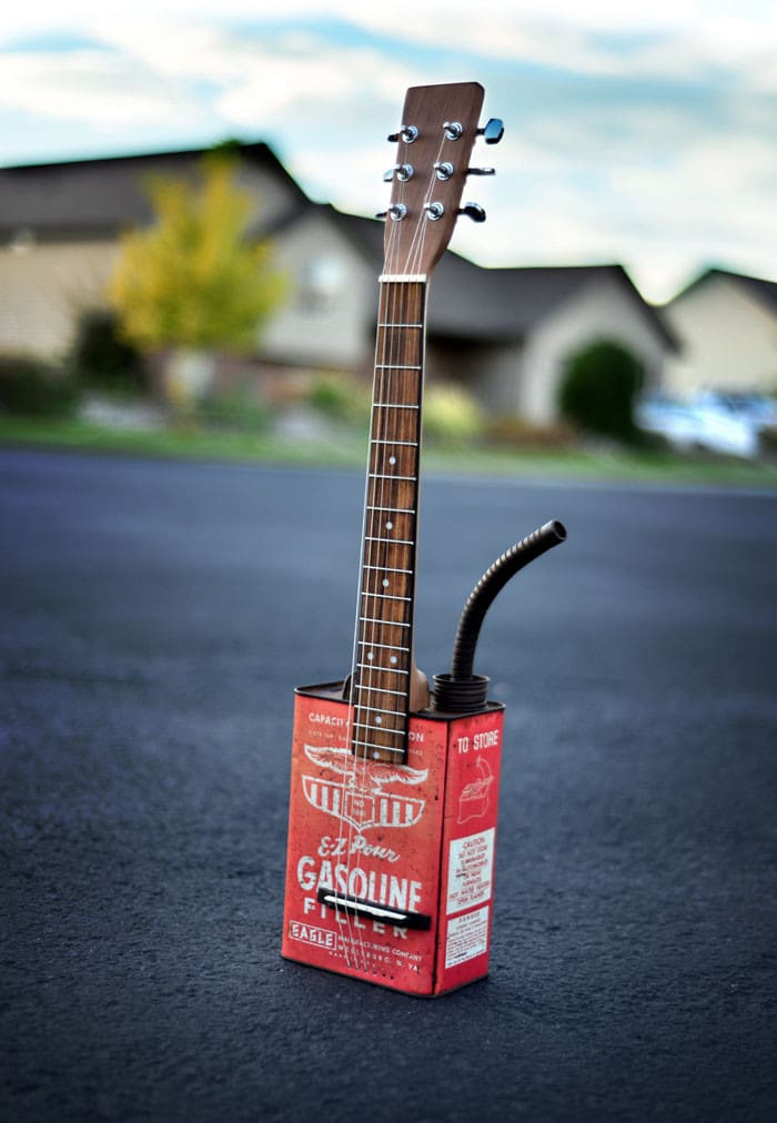 Самые необычные гитары в мире