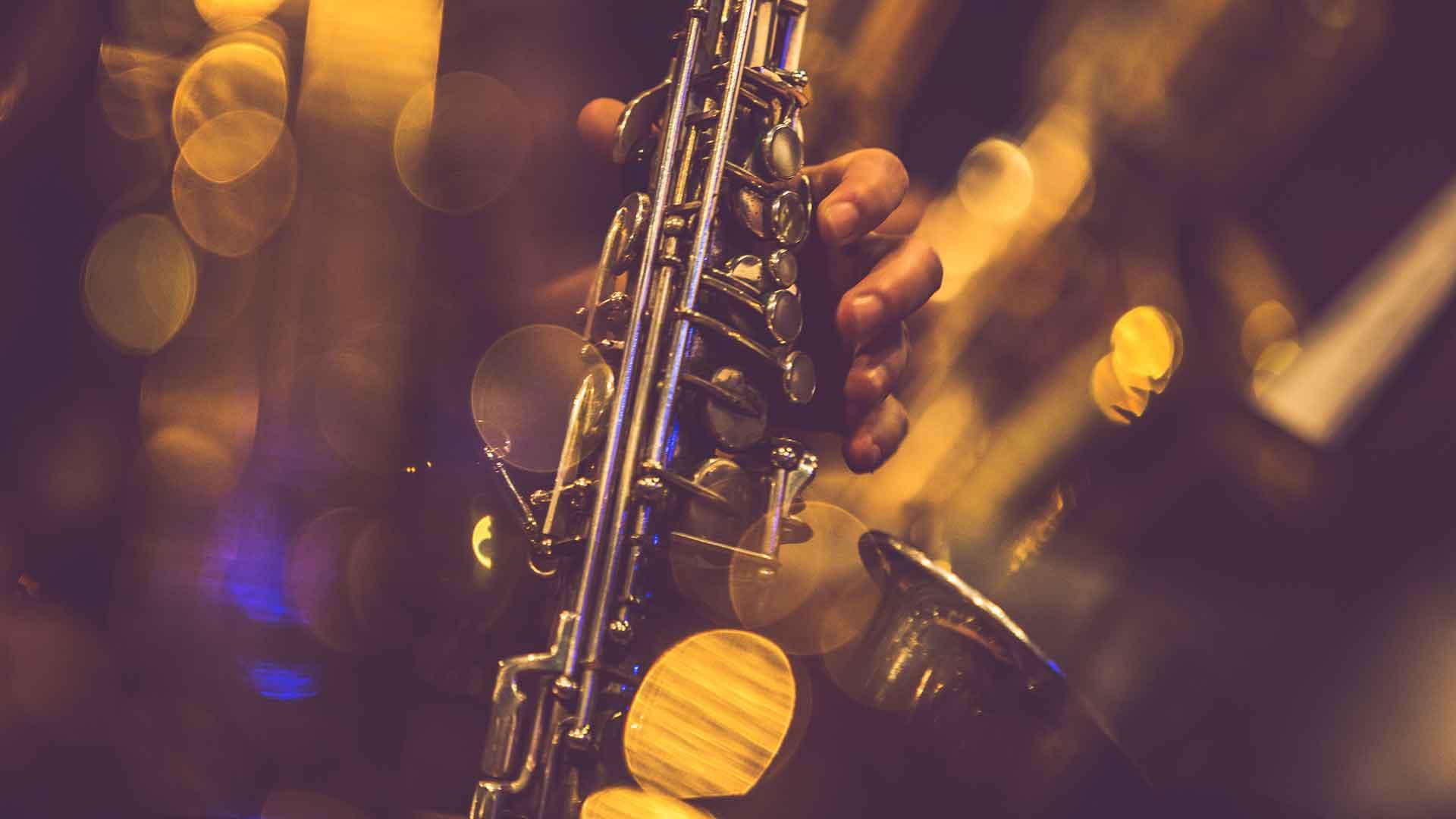 красивый ночной джаз фото только