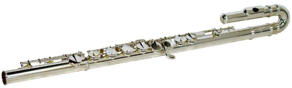 Альтовая флейта музыкальный инструмент