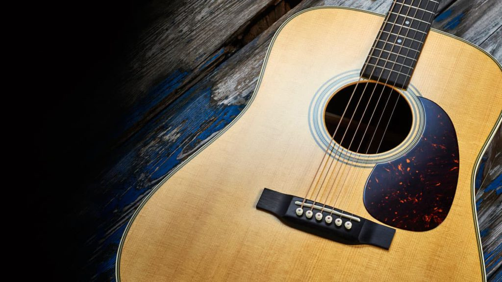 Научиться играть на гитаре с нуля