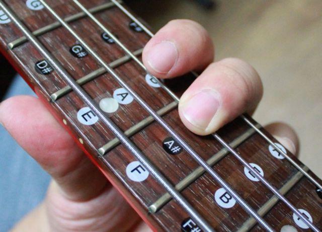 Бас гитара для начинающих