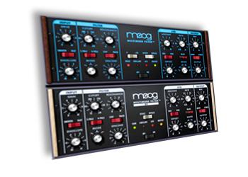 UAD Moog