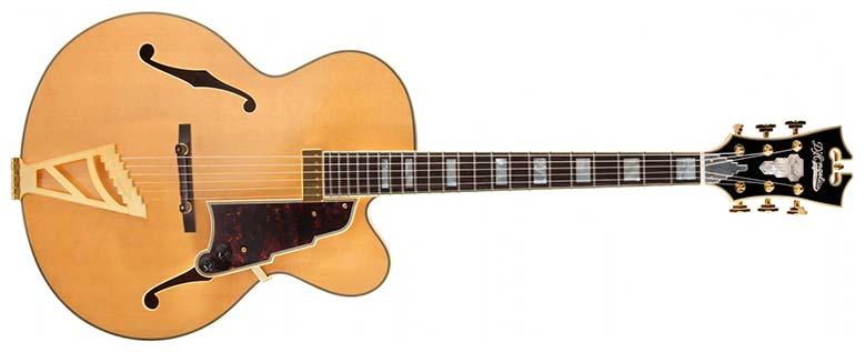 Джазовые гитары