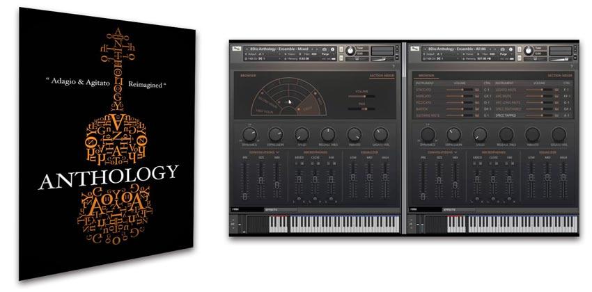 Струны 8Dio Anthology