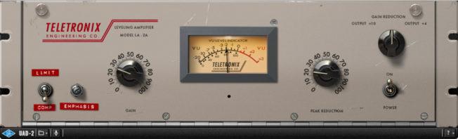 Компрессор Universal Audio LA-2A