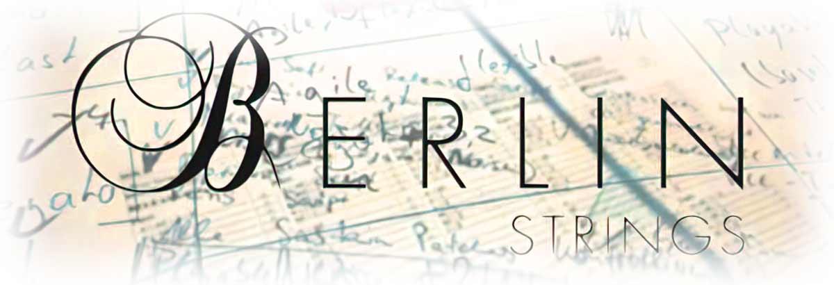 """Серия """"Berlin Strings"""""""