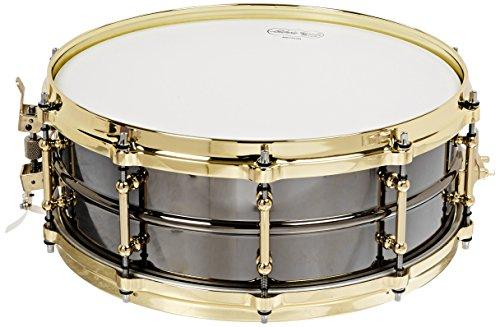 Ludwig LB416BT Black Beauty Brass on Brass 5 x 14 дюймов Малый барабан